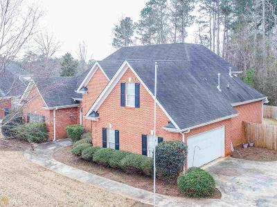 Conyers Single Family Home New: 1000 McCoy Dr