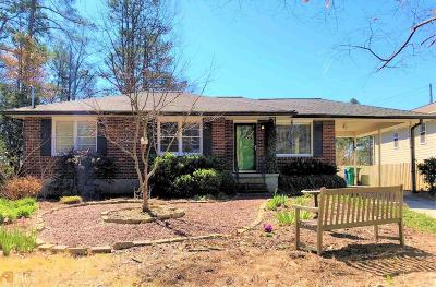 Decatur Single Family Home New: 1083 Willivee