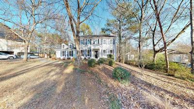 Newnan Single Family Home New: 40 Woodridge Pl