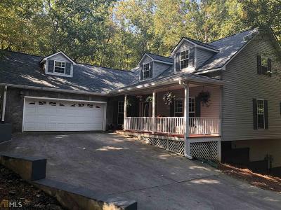Cleveland Single Family Home New: 434 Thunder Ridge Dr