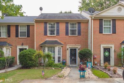 Smyrna Condo/Townhouse New: 2956 Lexington Trce Dr