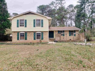 Stone Mountain Single Family Home New: 4123 Central Dr