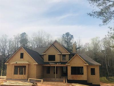 Statham Single Family Home New: 4804 Highland Park Way #Lot 23