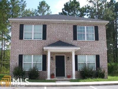Statesboro Single Family Home New: 338 Langston Chapel Rd