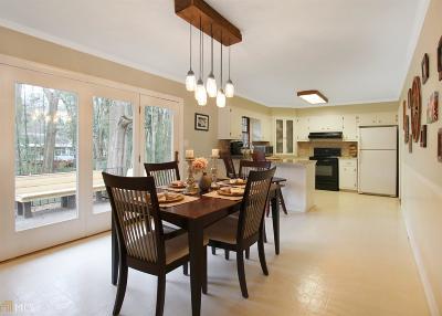 Marietta Single Family Home New: 741 Smithstone Rd
