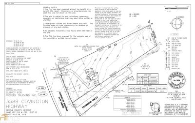 Decatur Residential Lots & Land For Sale: 3588 Covington #20