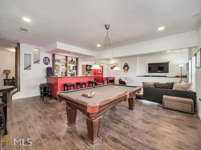 Cumming Single Family Home New: 2410 Hemrick Rd