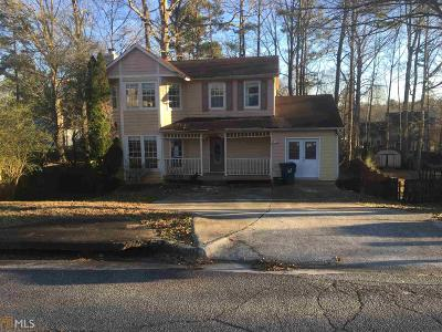Lilburn Single Family Home Back On Market: 4998 NW Brandlwood Ct