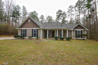 Senoia Single Family Home Under Contract: 284 Peeks Xing