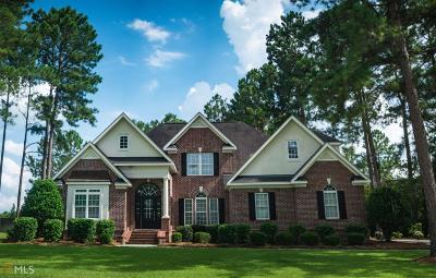 Statesboro Single Family Home For Sale: 1101 Southgate Pl