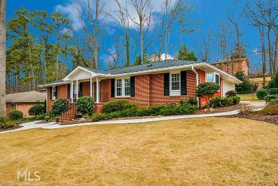 Decatur Single Family Home For Sale: 1522 Montevallo Cir