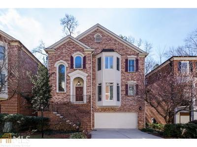 Brookhaven Single Family Home New: 1133 Ashton Bluff Dr