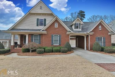 Douglasville Single Family Home Under Contract: 5836 Sarazen Trl