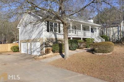 Woodstock Single Family Home New: 420 Creek Run Dr