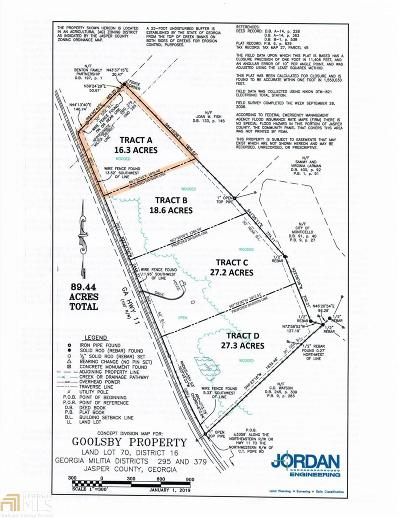 Monticello Residential Lots & Land New: Highway 11 #Tract A