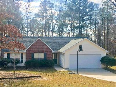 Senoia Single Family Home New: 250 Saddlebrook Dr