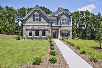 Loganville Single Family Home New: 210 Evergreen Way