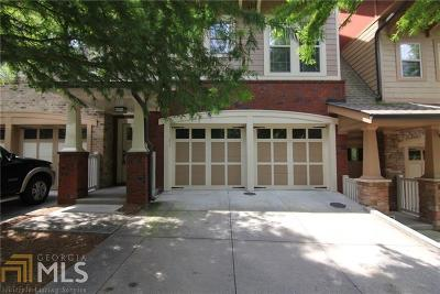 Johns Creek Condo/Townhouse Under Contract: 859 Millwork Cir