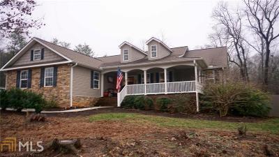 Dahlonega Single Family Home For Sale: 387 Eli Knob