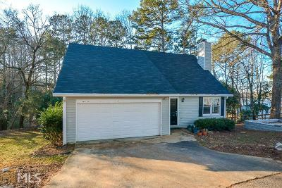 Gainesville Single Family Home New: 2321 Whippoorwill