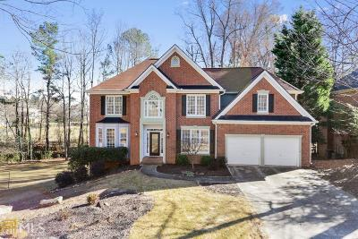 Powder Springs Single Family Home New: 721 Broadlands Ln