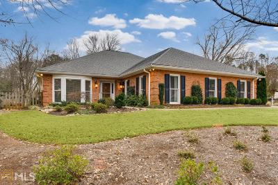 Alpharetta Single Family Home New: 395 North Farm Dr