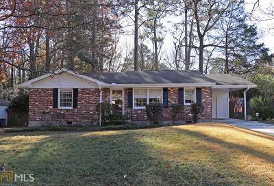 Decatur Single Family Home New: 2841 Laurel Ridge Dr