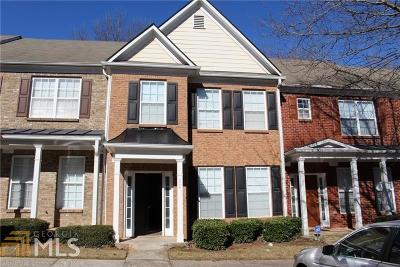 Stone Mountain Condo/Townhouse Under Contract: 4804 Hairston Park Sq
