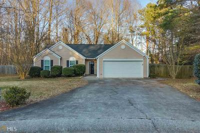 Powder Springs Single Family Home New: 42 Crown Ct