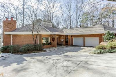 Roswell Single Family Home New: 8175 Overview