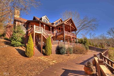 Blairsville Single Family Home New: 5 Emerald Point
