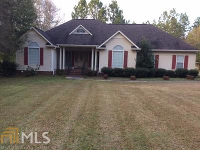 Statesboro Single Family Home New: 849 Emit Deal Rd