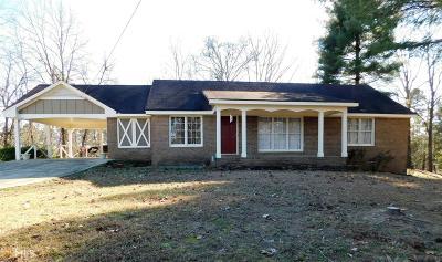 Dallas Single Family Home Under Contract: 351 Paul Aiken Rd