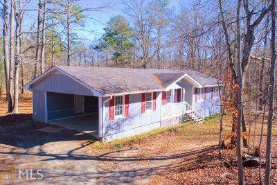 Bremen Single Family Home Under Contract: 184 Hoke Golden Rd