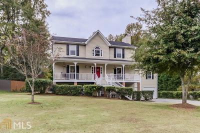 Powder Springs Single Family Home New: 133 Courtland
