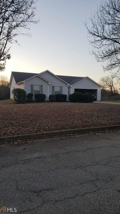 Covington Single Family Home Under Contract: 35 Joy Cir #3