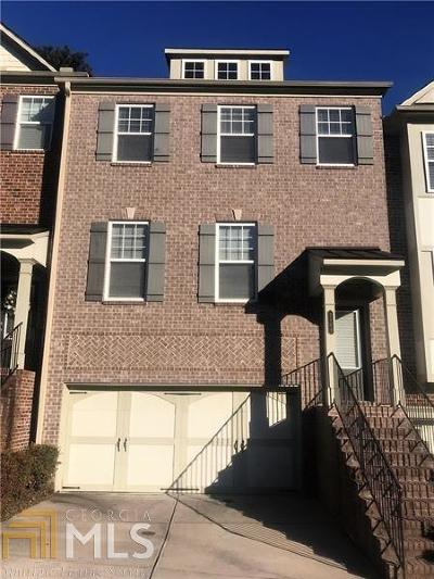Brookhaven Condo/Townhouse Back On Market: 2149 Yancey Ln