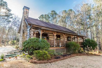 Grayson Single Family Home New: 645 Herring Rd