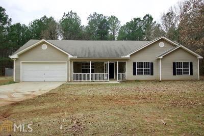 Covington Single Family Home New: 3344 Highway 162