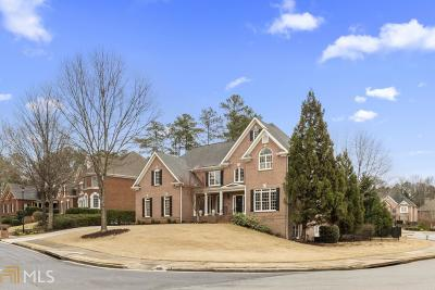 Alpharetta Single Family Home Under Contract: 605 Wednesbury Rd