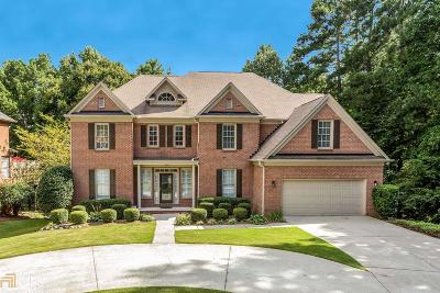 Suwanee Single Family Home New: 6680 Bridlewood Way