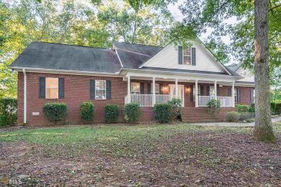 Henry County Single Family Home New: 198 Rowan Dr