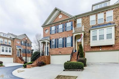 Smyrna Condo/Townhouse Under Contract: 4615 Wehunt Commons Dr #7