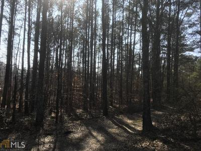 Douglasville Residential Lots & Land For Sale: Maroney Mill Rd