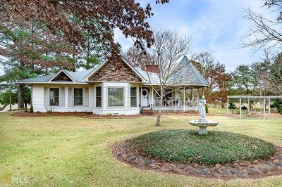 Henry County Single Family Home New: 668 Leguin Mill