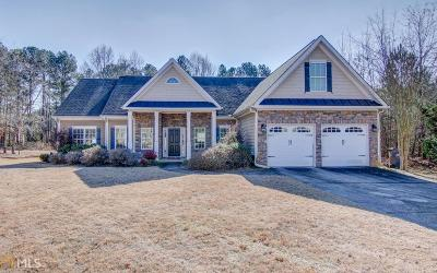 Loganville Single Family Home New: 485 Langley Creek Dr