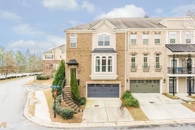 Atlanta Condo/Townhouse New: 943 Delaronde