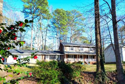 Snellville Single Family Home Under Contract: 1966 Crescent Dr