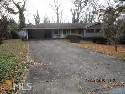 Sugar Hill Single Family Home New: 1339 Davis St