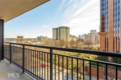 Atlanta Condo/Townhouse New: 620 Peachtree Street NE #711